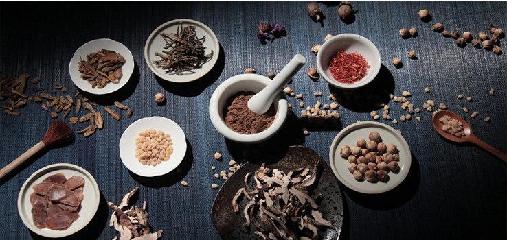 中国古代和香的分类/现代和香的艺术