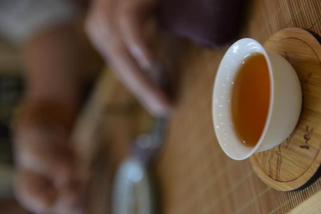 普洱张红茶