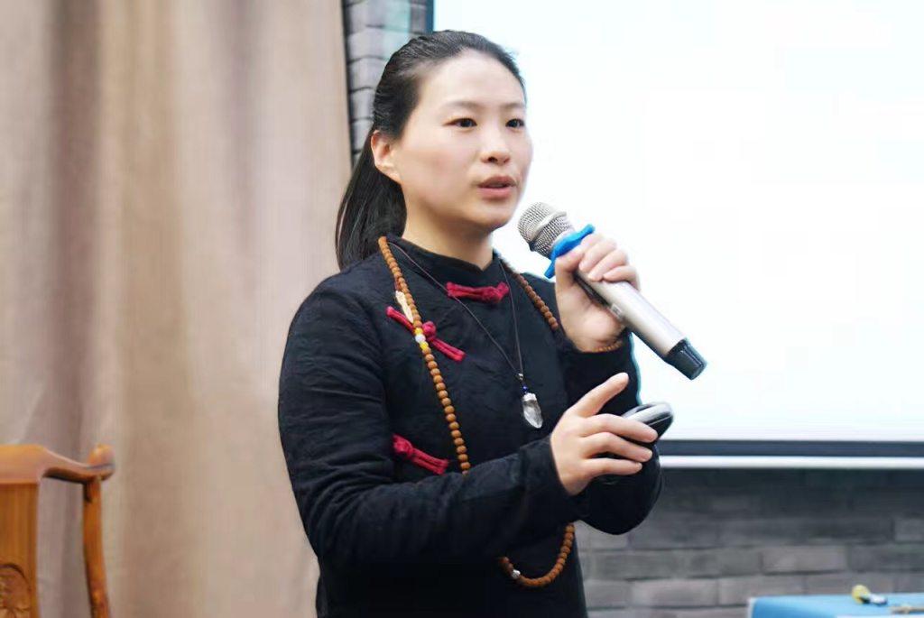 郑州凡朴香学院首席香艺师·杜影老师